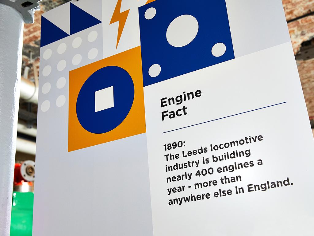 Power House Exhibition Branding, Panel Design