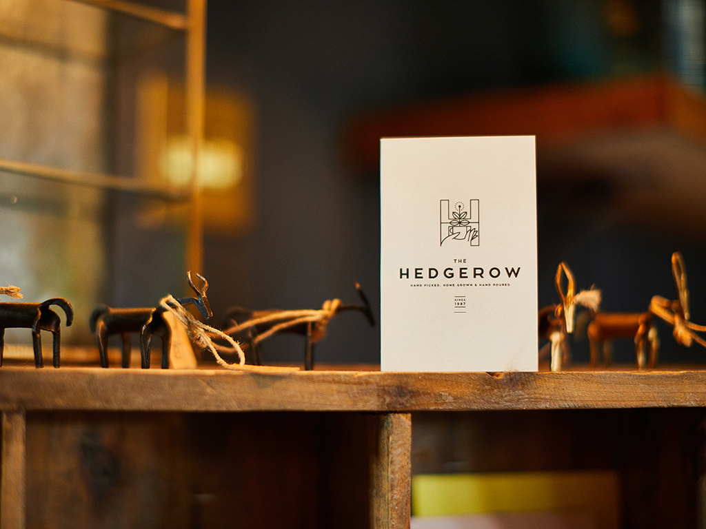 The Hedgerow Branding, Price Tag Design