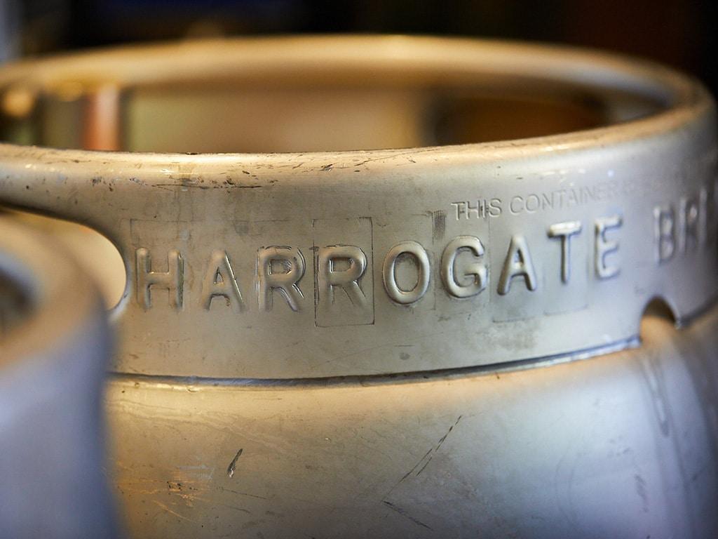 Harrogate Brewing Co., Beer Keg Barrel