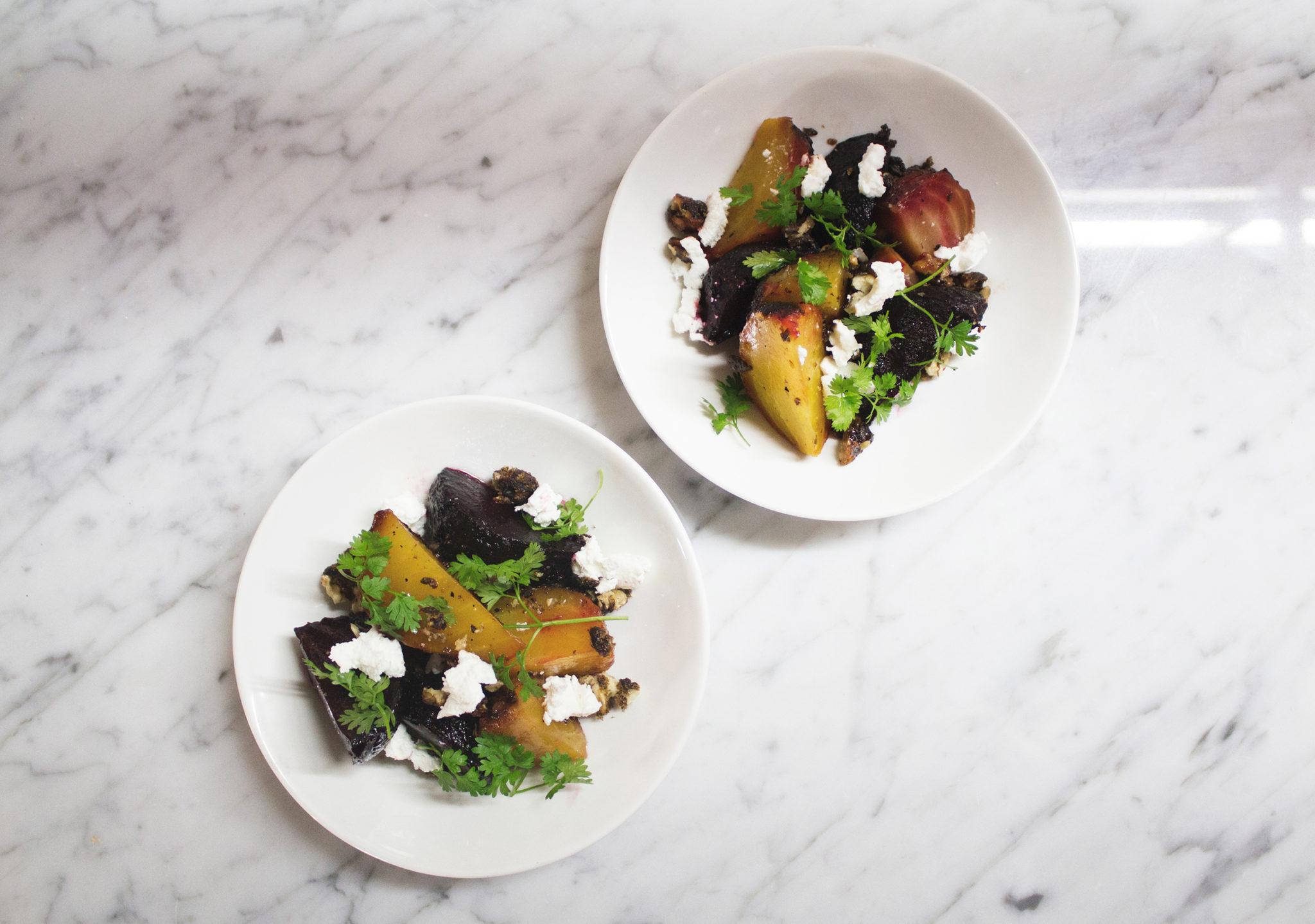 Ox Club Restaurant, Food Plates