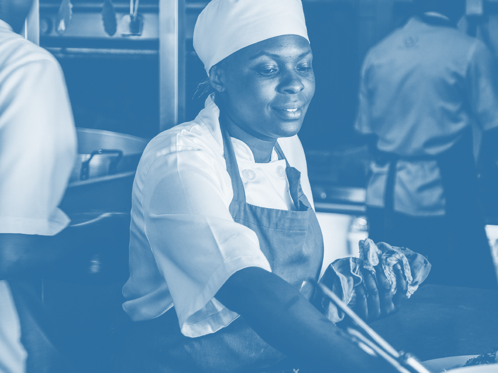 Werks Branding, Employee, Chef